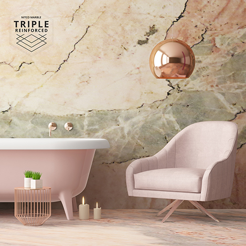 Naturally Designed Marbles by NITCO