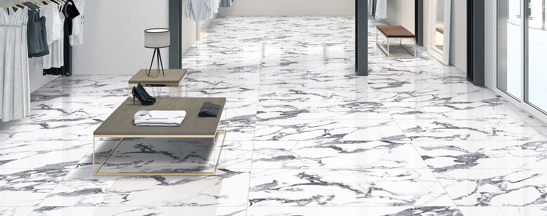 commercial marble tiles