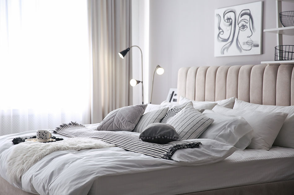 comfort bedroom ideas