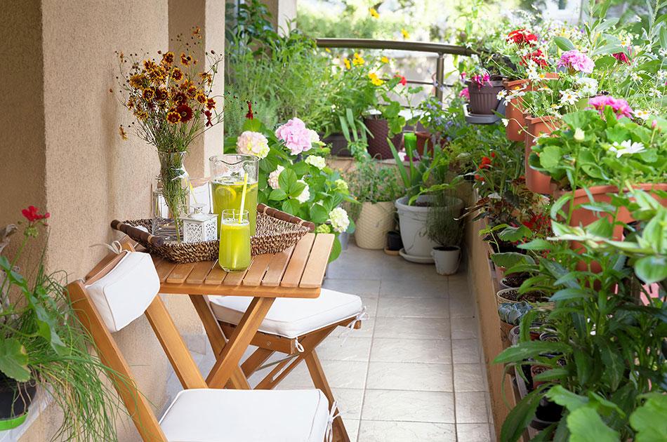 Balcony Tile ideas