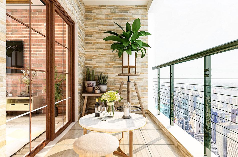 Balcony Tiles