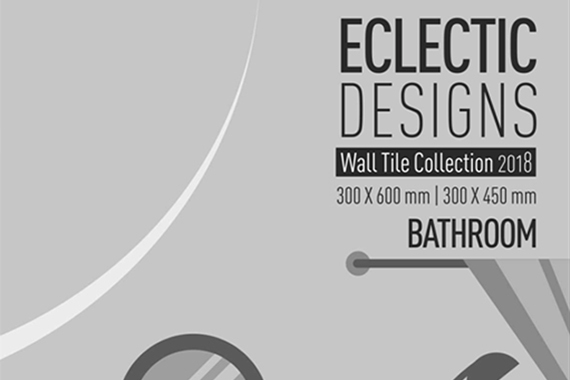 eclectic bathroom wall tiles collection