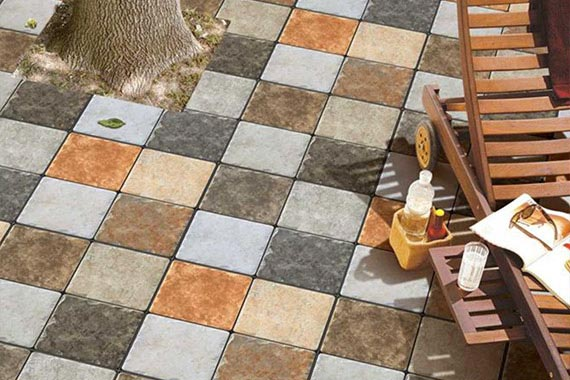 kratos vitrified heavy duty floor tiles collection