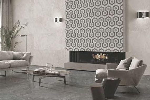 glazed vitrified floor tiles collection