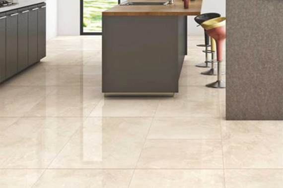 polished glazed vitrified floor tiles collection