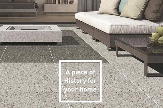 terrazzo floor tiles collection