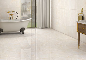 bathroom wall tiles crema bellini>