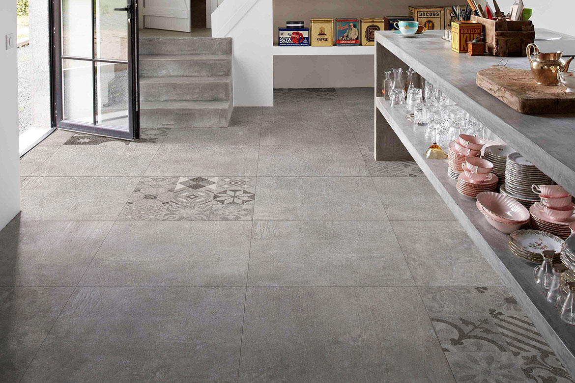 fregio gresio Kitchen tile
