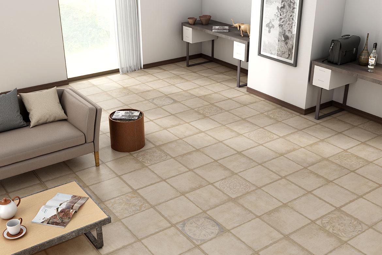 Contemporary tile designs