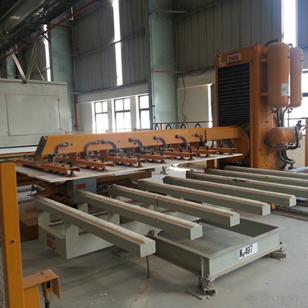 Automated Handling of Slabs