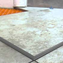 Vitrified DCH tile for bathroom